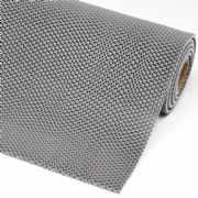 salg af Notrax sikkerhedsmåtte Gripwalker grå 91 cm. pr. lbm. mtr.