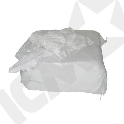 salg af Bomuldsklude Hvide 10 x 10 kg. Sæk