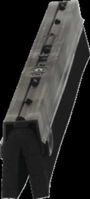 salg af Erstatningskassette, 400 mm, Sort