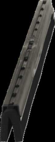 salg af Erstatningskassette, 700 mm, Sort