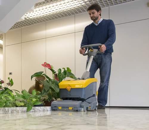 Ghibli gulvvasker