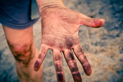 Håndrens