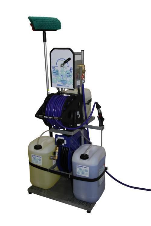 Jumbo Vaske/doseringssystemer