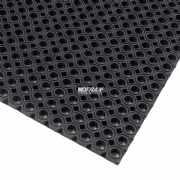 salg af Notrax udendørs måtte, OCT-O-FLEX sort, 75 x 100 cm.