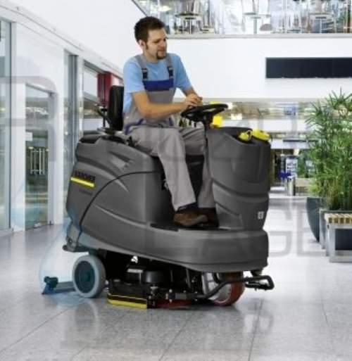 Kärcher gulvvaskere