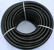 """salg af Slange sort promatex 1/2"""" pr. meter"""