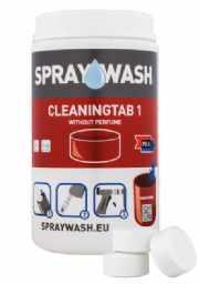 salg af Rengøringstablet, CleaningTab 1 afkalker, uden parfume, 14 stk.