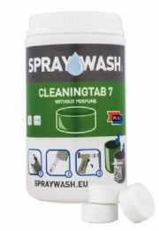 salg af Rengøringstablet, CleaningTab 7 daglig rengøring, uden parfume, 14 stk.