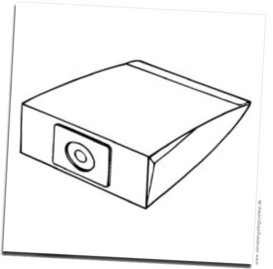 Numatic støvsugere