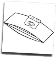 salg af Poser papir 5 stk. Nilfisk Bacuum